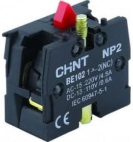 NP2-BE102, Контактный блок НЗ | купить в розницу и оптом
