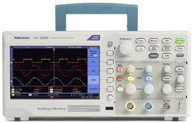 TBS1072B, Осциллограф цифровой, 2 канала х 70 МГц (Госреестр)