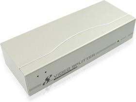 GC-EL-98, Сплиттер-разветвитель VGA Greenconnect HD15F /8x15F 1 компьютер - 8 монитора