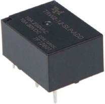 TRW2-12-SKP-EDD, Реле 2 зам.12VDC / 8A, 250VAC бистабильное