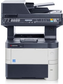 МФУ KYOCERA M3540DN, A4, лазерный, серый [1102nz3nl0]