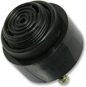 KPEG-653SAN, Датчик, со звуковой индикацией, Зуммер, Медленная Пульсация, 6 В, 28 В, 10 мА, 77 дБ