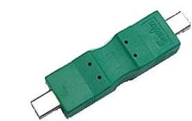 Фото 1/2 USB ADAPTER BM/BM (23), Переходник USB B (п) - USB B (п)