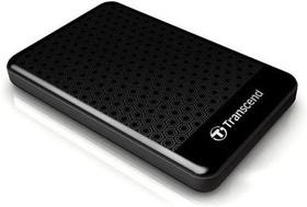 Внешний жесткий диск TRANSCEND StoreJet 25A3 TS2TSJ25A3K, 2Тб, черный