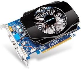 Видеокарта GIGABYTE GeForce GT 730, GV-N730-2GI, 2Гб, DDR3, Ret