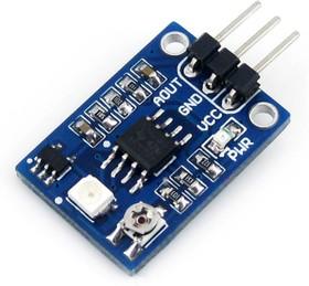 Фото 1/5 UV Sensor, Ультрафиолетовый датчик 200-370нм, аналоговый выход