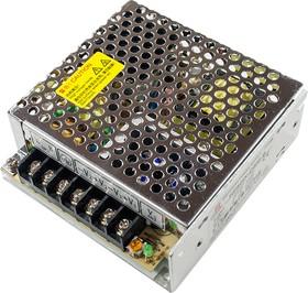 HF50W-DSM-B, источник питания AC-DC 5/24B, 50Вт 99х97х36 (RD-50-24)