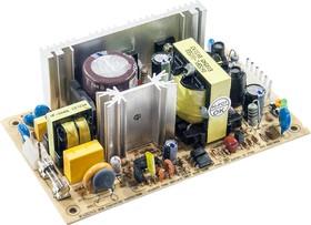 HF65W-DPL-B, источник питания AC-DC 5/24B, 65Вт 127х76.2х42 (PD-65-24)