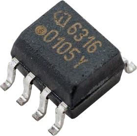 SFH6316T, оптопара (HCPL0501)