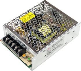 HF75W-SE-12, источник питания AC-DC 12B, 75Вт 129х98х40 (NES-75-12)