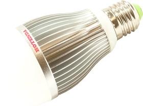 7W-E27-4000K, Лампа светодиодная 7 Вт. Цоколь E 27. Цветовая температура 4000 К.