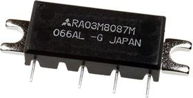 RA03M8087M-101, 806-870МГц 3.6Вт 7.2В