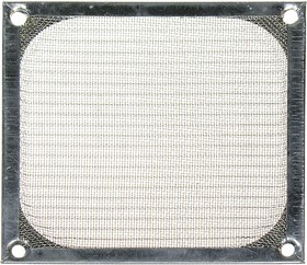 K-MF12E-4HA, фильтр метал. для вентилятора 120х120мм