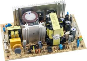 HF65W-DPL-A источник питания AC-DC 5/12B, 65Вт 127х76.2х42 (PD-65-12)