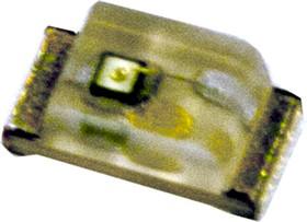 KPT-1608VGC-Z, светодиод зеленый 1.6x0.8мм 800мКд SMD