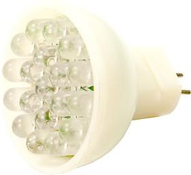 MR11-19С 30,лампа светодиодная сине-зеленая, 12В,30-750кД,19 св.диод,GU