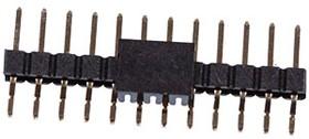 Разъем PLS2-12TR, (DS1025-04-1*12P8BSSR-B)