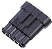 282107-1*, SUPERSEAL1.5, вилка 5 контактов (Metri-Pack)