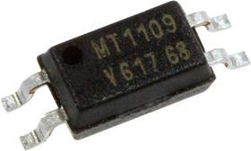 Фото 1/4 TCMT1109, оптопара SOP-4 CPLR 200-400%CTR 5mA VDE-e3