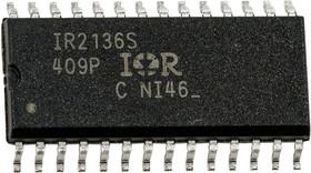 IR2136STRPBF,3ф драйвер 600В 120/250мА SOIC28