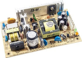 HF45W-SPL-12, источник питания AC-DC 12B, 45Вт 127х76.2х27 (PS-45-12)