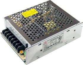 HF40W-DL-B источник питания AC-DC 5/12B, 40Вт 129х98х40