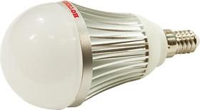 Лампа светодиодная 7 Вт. Цоколь E 14. Цветовая температура 4000 К.