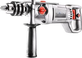 58G712, Дрель ударная 1050Вт, ключевой патрон 16 мм