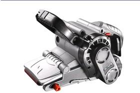 59G392, Машина шлифовальная ленточная 800 Вт, лента 75x457 мм