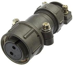 ШР20П2НШ6, Розетка на кабель