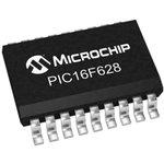 Фото 2/2 PIC16F628-04/SO, MCU 8-bit PIC RISC 3.5KB Flash 3.3V/5V 18-Pin SOIC W Tube