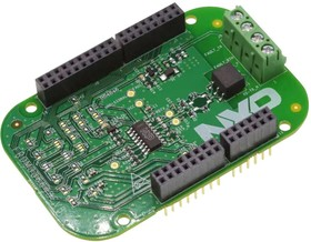 FRDM33664BEVB, Evaluation Board, MC33664ATL High Speed Transceiver, Isolated Network, Freedom Board