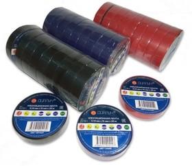 Изолента ПВХ (синяя,15ммх20мх0.13мм) Диалуч, шт PV130-2
