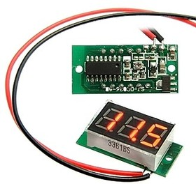 3-Digit module Red LED (4.5-30