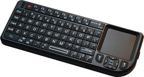 Фото 1/2 KBD-BT1, Миниатюрная беспроводная мини клавиатура с тачпадом и лазерной указкой