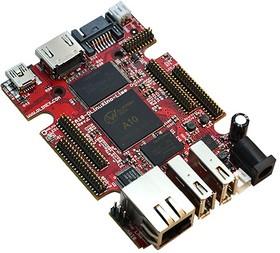 Фото 1/2 A10-OLinuXino-LIME-4GB, Одноплатный компьютер на базе процессора Allwinner A10 Cortex-A8