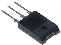 BU508DF.127, Мощный биполярный транзистор, с диодом, строчная развертка ТВ, [SOT-199]