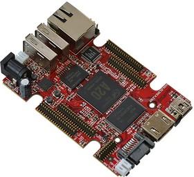 Фото 1/2 A20-OLinuXino-LIME-4GB, Одноплатный компьютер на базе процессора Allwinner A20 Dual Core Cortex-A7
