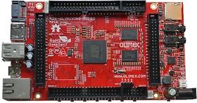 Фото 1/2 A20-OLinuXino-MICRO, Одноплатный компьютер на базе процессора Allwinner A20 Dual Core Cortex-A7