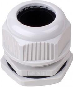 PG-36, Ввод кабельный белый, нейлон 6.6, IP54