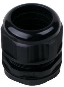 MG-50, Ввод кабельный черный, нейлон 6.6, IP68