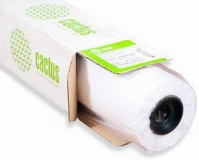 Фотобумага Cactus CS-PM140-91430 914мм-30м/140г/м2/белый матовое для струйной печати втулка:50.8мм (