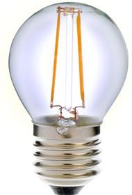 """LED_Sphere_E27_4W27_niti, Лампа светодиодная """"шар"""" 4Вт,220В"""