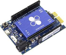 Фото 1/4 86Duino Zero, Одноплатный компьютер на базе Vortex86EX SoC с поддержкой DOS, Windows, Linux