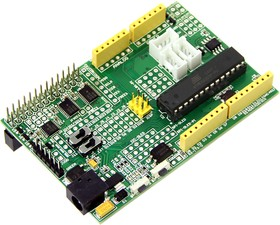 Фото 1/4 Arduipi, Плата для подключения Arduino к Raspberry Pi