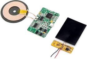 Фото 1/6 QI Wireless Charging Module Kit - 5V/1A, Беспроводной зарядный модуль