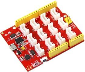 Фото 1/4 Seeeduino Lotus, Программируемый контроллер на основе МК ATmega328 + Grove интерфейс (аналог Arduino UNO)