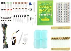 Фото 1/3 Sidekick Basic Kit for LinkIt ONE, Базовый набор комплектующих для контроллера LinkIt ONE