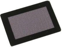 FS28x19B-21.7x13M, Лицевая панель черная - 28х19 мм, матовое окно 21.7х13 мм