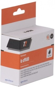 Картридж T2 PG-40 IC-CPG40, черный